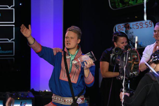 Gaup-Juuso voitti Big Brotherin ylivoimaisesti perjantai-iltana. Hän on Suomen kymmenes BB-voittaja.
