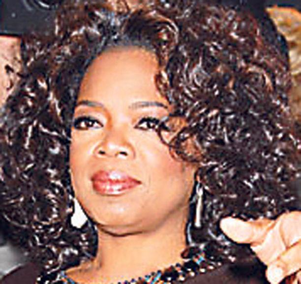 Oprah Winfreyn talo on vaarassa tuhoutua palossa.