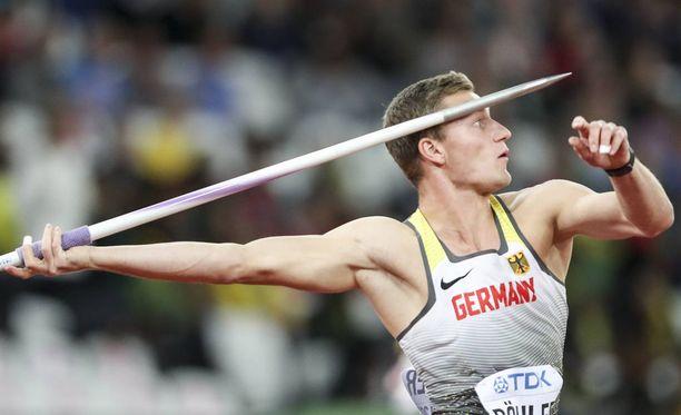 Thomas Röhler ei itse heittäisi kahdessa perättäisessä kisassa kahden päivän sisään yli 90 metriä.
