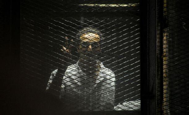 Tuomittujen joukossa on tunnettu valokuvaaja-toimittaja Mahmoud Abu Zeid.