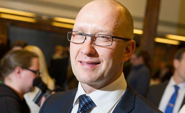 Jarmo Kekäläinen odottaa hyvillä mielin ensi kesän varaustilaisuutta.