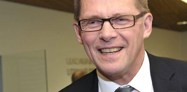 Matti Vanhanen toimi pääministerinä samaan aikaan Tony Blairin kanssa.