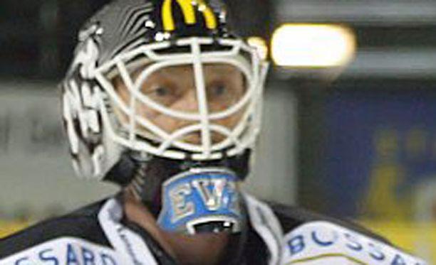 Jussi Markkanen pelaa Sveitsin liigan Zugissa.