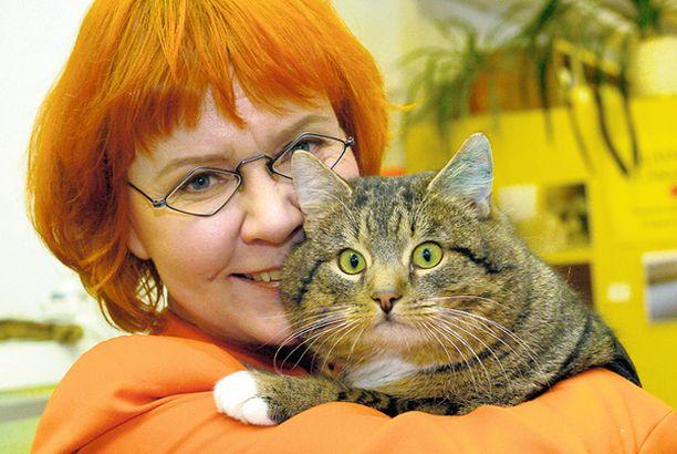 KISSANAINEN – Kissa tuntee kipua ja tuskaa samoin kuin ihminen, korostaa Hannele Luukkainen.