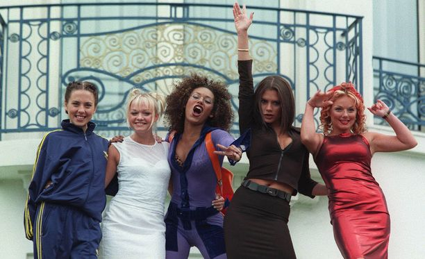 Spice Girlsin kappaleisiin kuuluvat esimerkiksi Say You'll Be There, Who Do You Think You Are ja Too Much.
