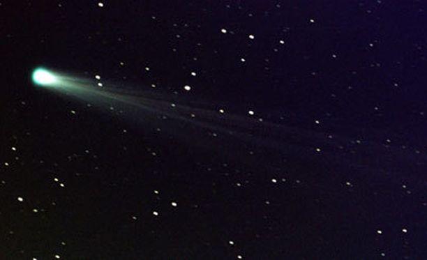 Tutkijaryhmän löytö oli ensimmäinen kerta, kun komeetasta löytyi etyylialkoholia.