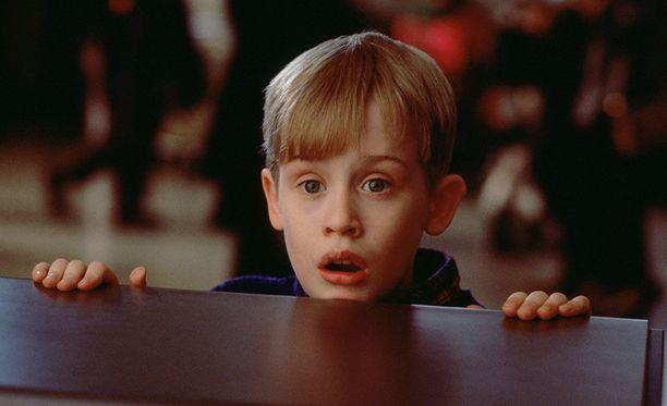 Macaulay Culkin tuli tunnetuksi Yksin kotona -elokuvien myötä.