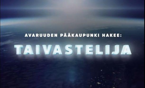 Kuva Seinäjoen kaupungin rekrytointivideolta.