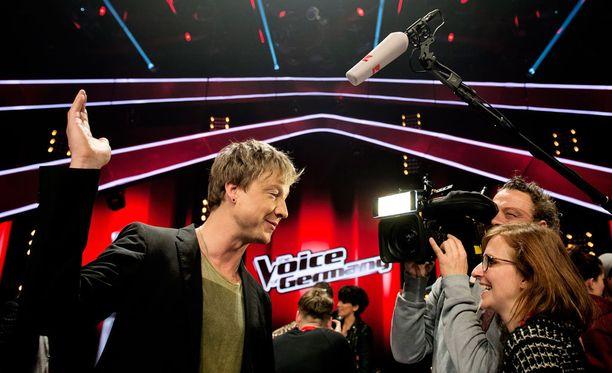 Haber kertoo olevansa kiitollinen kokemuksista, joita sai The Voice of Germanysta.
