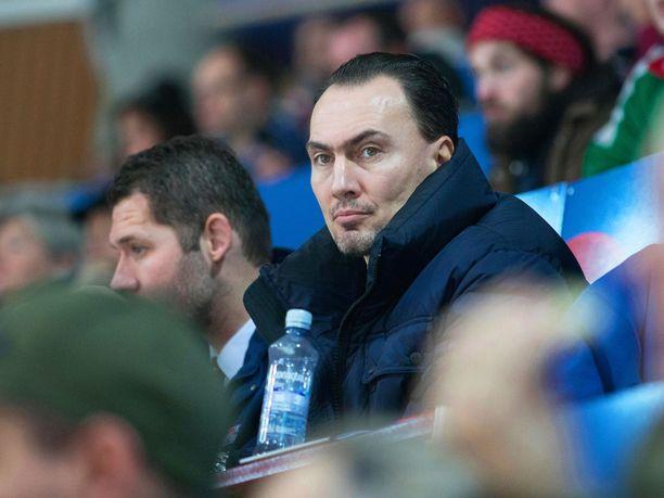 Miroslav Satan on Slovakian kiekkoliiton uusi puheenjohtaja.