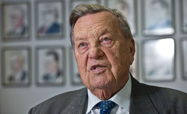 Ermei Kanninen oli yksi korkea-arvoisimmista vielä elossa olleista sotaveteraaneista. Hän menehtyi 92-vuotiaana.