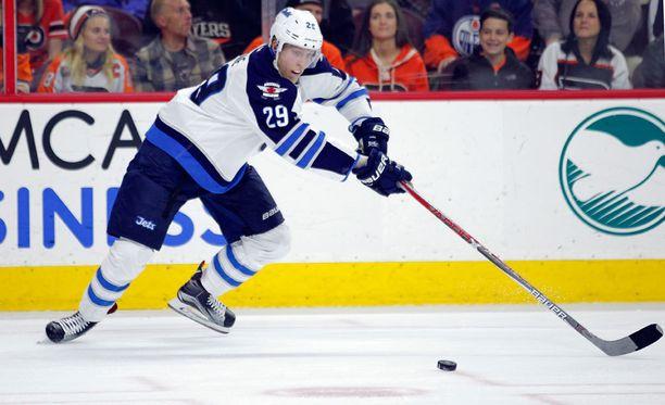 Patrik Laine on häikäissyt NHL:ssä.