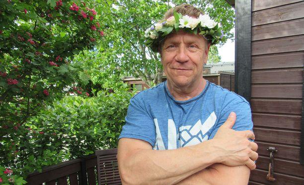 Olli hyppää The Voice of Finland -ohjelman tuomarin rooliin jälleen lokakuussa.