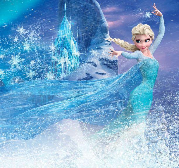 Elsan ja koko elokuvan innoittajana on toiminut H.C. Andersenin satu Lumikuningatar.