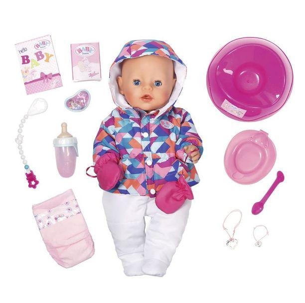 Vauvanukke on leluklassikko, jota ostetaan joka vuosi.