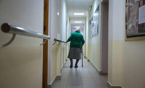 Sydämen vajaatoiminta on vakava ja yleinen sairaus iäkkäillä suomalaisilla, vaikka sitä ei tunnisteta hyvin. Kuvituskuva.