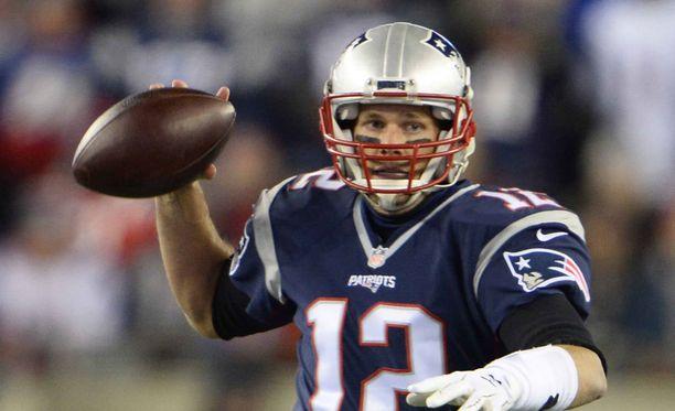 Tom Bradyn pallosaaga on päättymässä pelikieltoon.