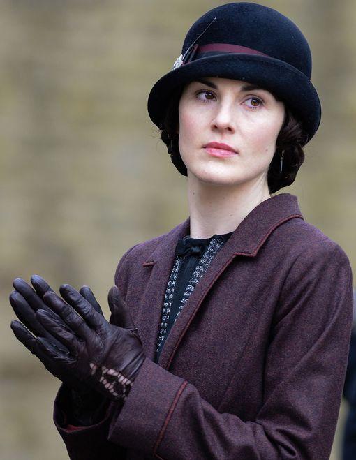 Lady Mary oli Michelle Dockeryn läpimurtorooli.