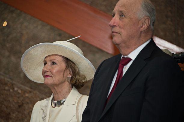 Harald teki aikoinaan kaikkensa saadakseen Sonjansa.