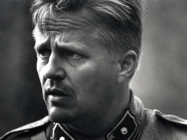 Risto Tuorila omaksui vänrikki Koskelan roolin toisessa Tuntematon sotilas -filmatisoinnissa.