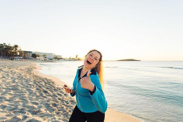 Parhaimmillaan liikunta tukee hyvinvointia ja antaa iloa.