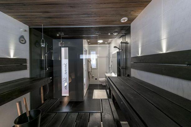 Tummanpuhuva sauna on persoonallinen valinta.