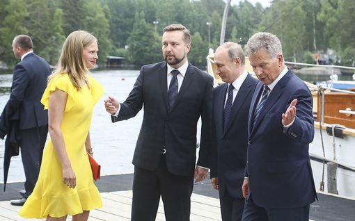 """Kansanedustaja Hanna Kosonen eroaa - """"elämä jatkuu"""""""