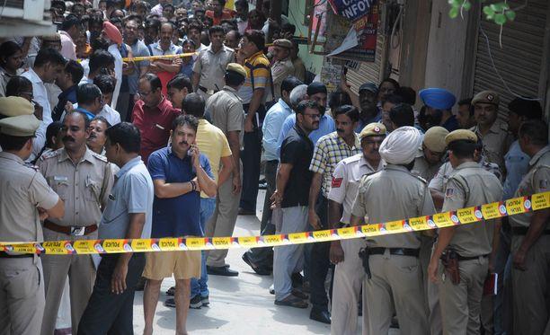 Tapaus on järkyttänyt koko Intiaa.