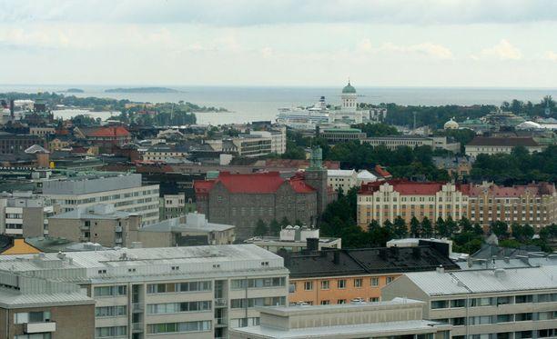 Helsingissä on Tilastokeskuksen ennakkotietojen mukaan helmikuussa 635 955 ihmistä.
