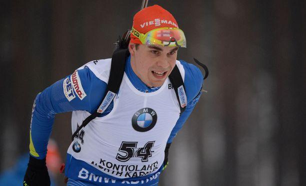 Ahti Toivanen oli Suomen paras MM-takaa-ajossa. Hän oli sijalla 54.