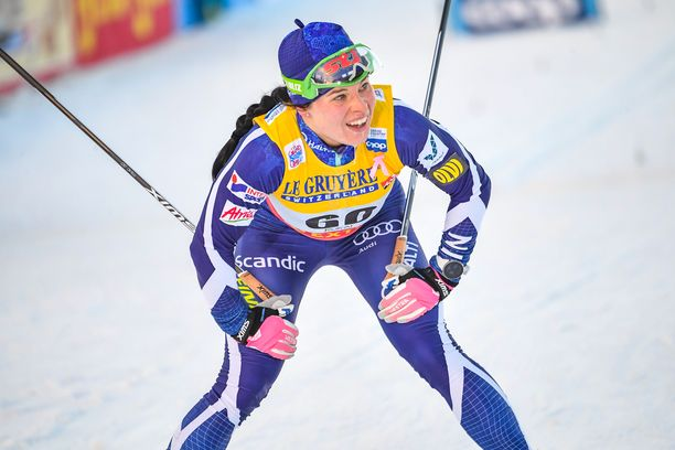 Krista Pärmäkoski nähdään ensi keskiviikkona Vantaan Hakunilassa. Kilpailu on hänelle ensimmäinen Tour de Skin jälkeen.