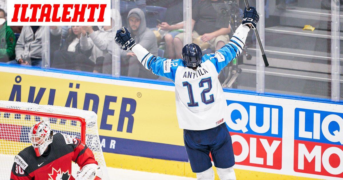 Kanada Suomi Mm 2021