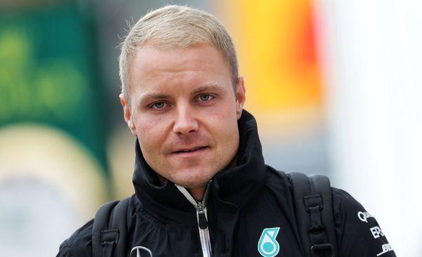 Valtteri Bottas lähtee Silverstonen osakilpailuun yhdeksännestä ruudusta.