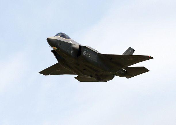 F-35 häivehävittäjiä on tällä hetkellä käytössä on jo noin 370.