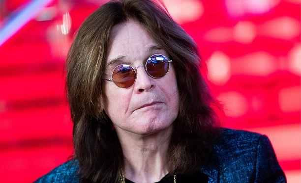 Ozzy Osbourne päätti viime hetkellä, ettei keikkaa saa valokuvata.