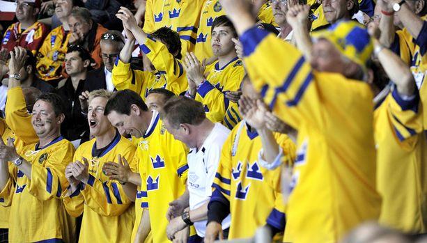 MM-kisaliput eivät ole myyneet Tukholmassa odotettuun tahtiin.
