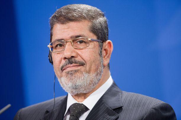 Muhammed Mursi kerkisi olla presidenttinä vain noin vuoden.