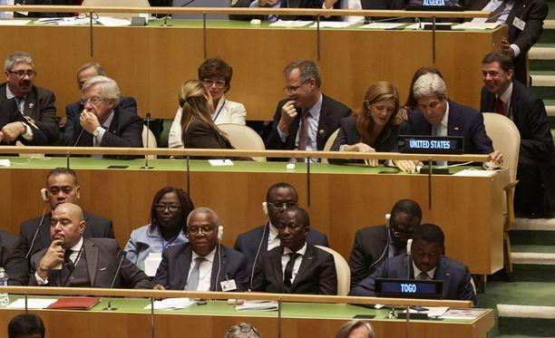 YK perustaa paneelin, jonka tehtävänä on kerätä todisteita Syyriassa tapahtuneista sotarikoksista. Asiasta sovittiin YK:n yleiskokouksessa keskiviikkona.