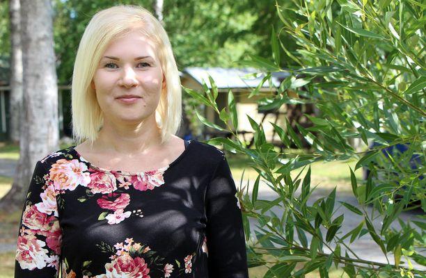 Mirva Vilokkinen sairastui kaksi vuotta sitten parantumattomaan suolistosairauteen. Hän kiittelee, että on diagnoosin jälkeen saanut hyvää hoitoa sairauteensa.