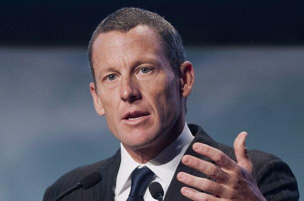 Lance Armstrong myönsi dopingin käytön vuonna 2013.