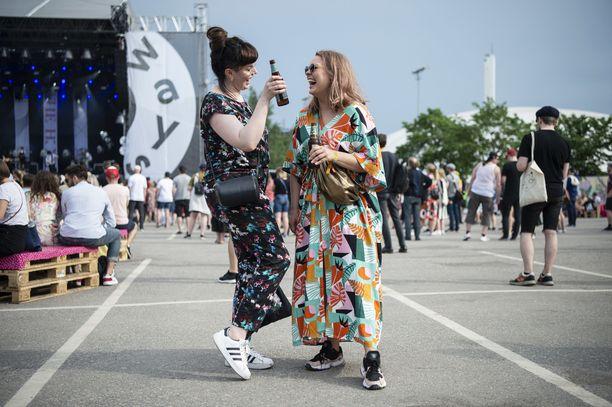 Sideways -festivaalit järjestettiin viime kerran vuonna 2019.