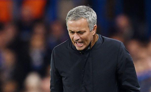 José Mourinhoa ei päästetä tänään sisään Britannia-stadionille.