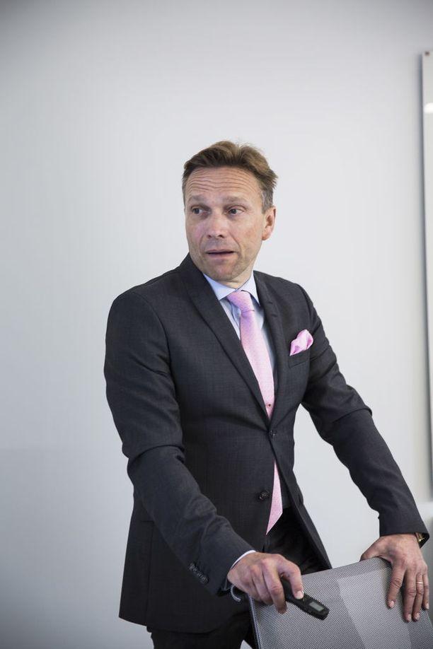 Timo Ritakallio aloitti OP Ryhmän pääjohtajana maaliskuussa