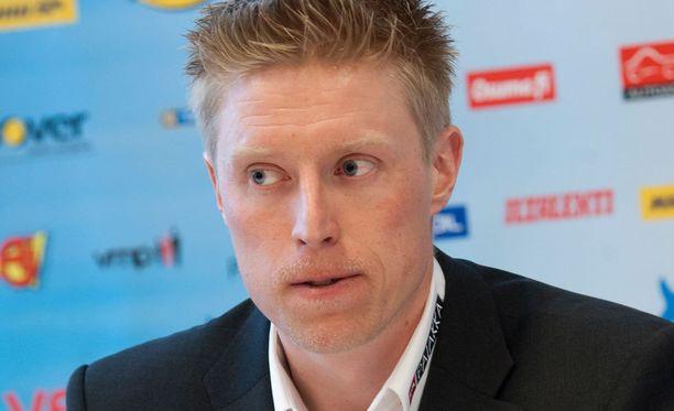 Sotkamon Jani Komulainen ei saanut rangaistusta puheistaan.