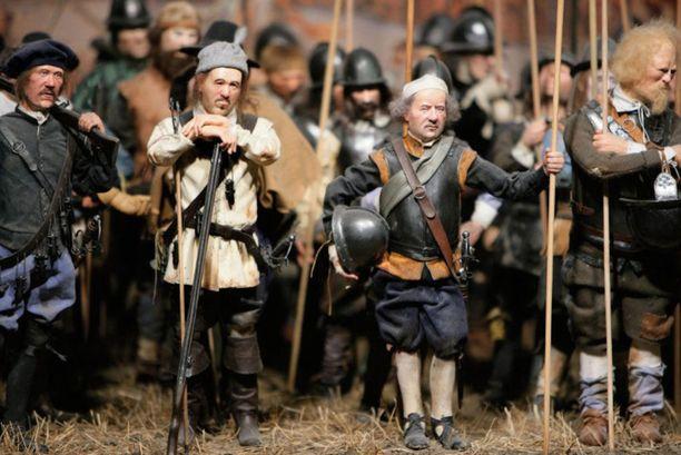 Armeijamuseossa sotaa esitellään tavallisen kansan näkökulmasta.