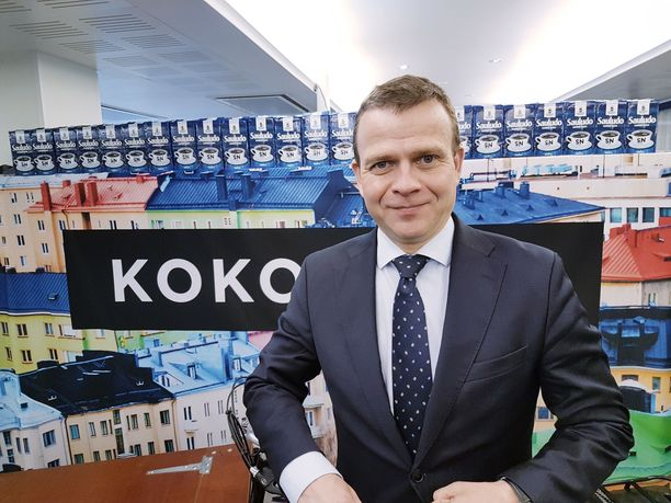 Petteri Orpo sai poliitikkopörssissä lähes yhtä huonot pisteet kuin pääministeri Juha Sipilä.