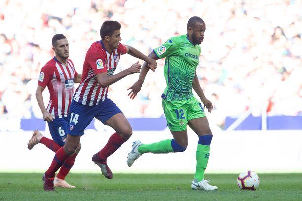 Brassipakki Sidnein edustama Real Betis kohtaa sunnuntaina Valladolidin.