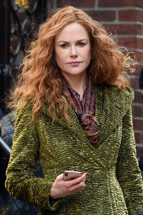 Nicole Kidman tunnetaan esimerkiksi elokuvista Moulin Rouge! ja Tunnit.