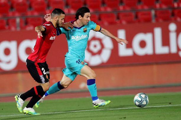 Lionel Messi palasi väkevästi takaisin tositoimiin.