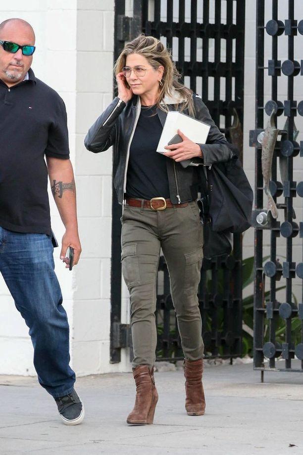 Jenniferin luonnollinen look tältä viikolta.
